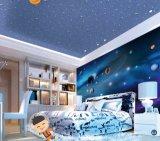 El material no tejido de papel de pared para habitación de los niños con el hombre araña