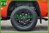 2014-2017 Toyota Tundra proteção contra respingos de lama 4PCS frente+Parte Traseira