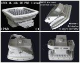 Atex UL 80W LEDの耐圧防爆照明5年の保証LEDの評価する耐圧防爆洪水ライトIP68