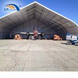 De grote 25X25m Duidelijke Gebogen Tent van Sporten voor het Spel van het Tennis