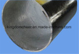 3+3 de placas de desgaste por abrasión de la aplanadora de la placa de acero resistente a la placa de alambre de soldadura de carburo de cromo