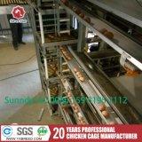 Клетка слоя плетения провода машинного оборудования фермы высокого качества автоматическая