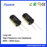 De uitstekende Elektrolytische Condensator van de Kwaliteit 47UF 35V Met lange levensuur