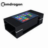 La publicidad de la Junta de jugador de 43 pulgadas Reproductor Ad Multi-Touch LCD Digital Signage para la promoción de 3G WiFi de alta calidad Vedios Reproductor Ad