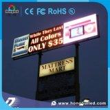 옥외 P16 버스 정류소 LED 모듈 전시를 주문을 받아서 만드십시오