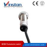 Tipo sensor de la Por-Viga G18 de proximidad de la célula de foto