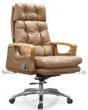 وقت فراغ حديثة [هيغ-بك] جلد مكتب كرسي تثبيت ([بل-7004ا])