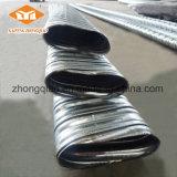 Vorspannen der galvanisierten flachen gewölbten Leitung