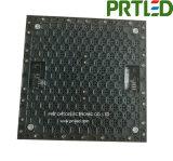 Panneau en aluminium mince d'Afficheur LED de X.500 millimètre de la location 500 de P2.976 d'intérieur millimètre