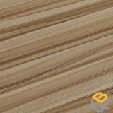 Бумага зерна древесины дуба декоративным пропитанная меламином для мебели от китайского поставщика