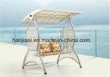 /Rattan esterno/presidenza HS 1506sc dell'oscillazione del rattan mobilia patio/del giardino