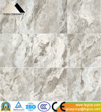 美しい600*600mm無作法な磨かれた艶をかけられた石造りの大理石の床タイル(JA81006PMQ)