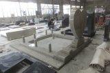 Headstone сердца форменный для памятников гранита