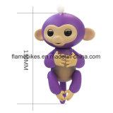 Populair verlicht de Aanraking van het Speelgoed van de Aap van de Vinger van de Spanning Ontdekkend de Slimme Aap van de Baby