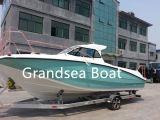 Motor de popa Cruiser Barco de cabina para venda