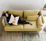 Sofà del tessuto di disegno moderno della mobilia del salone di Ikea (HC-X03)
