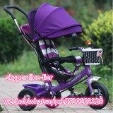반대로 UV 싼 금속 아기 세발자전거 가격