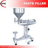 Máquina de rellenar de la sola de la goma de Veetical agua principal de la máquina de rellenar