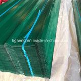 El panel de acero grabado del material para techos del diamante PPGI/PPGL de la hoja del material para techos del color