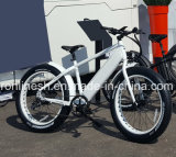 250With500W, 36vor 48V MTB fette verstecktes Battery/MTB fettes elektrisches Fahrrad des Gummireifen-Schnee-elektrische Fahrräder/fetthaltiges e-Fahrrad/fettes Reifen-Schnee-Fahrrad/fetter Gummireifen Pedelec 26X4 En15194