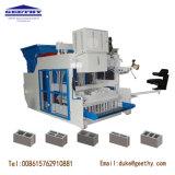 中国製Qmy12-15移動式水硬セメントの煉瓦作成機械