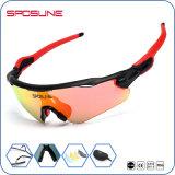 La porte de l'utilisation de la plage et de la pêche et de designer châssis vert néon des lunettes de soleil Lunettes de soleil UV 400 Sports