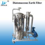De Huisvesting van de Filter van de Patroon van het roestvrij staal met Pomp