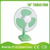 Ventilateur de table de qualité supérieure à chaud avec approbation CB Ce (FT-1611)