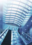 Scala mobile dell'interno di Vvvf per il centro commerciale