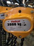 Élévateur à chaînes de Vanbon 250kg