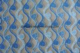 Das 2015 Streifen-Muster druckte gestricktes Sofa-Gewebe