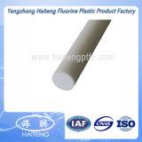 Barra redonda de Teflón de plástico Fabricación