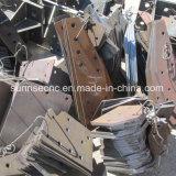 Máquina perfurando, do furo & da marcação para as placas de aço de Peb