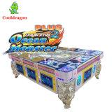 Máquinas de juego del vector de juego de los pescados que pescan al rey 2 del océano de los juegos de arcada para la venta