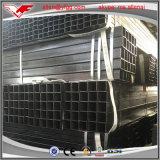 África Venta caliente SS400 cuadrado negro y el hueco del tubo de acero de sección rectangular