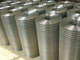 Нержавеющая сталь сварила сваренные ячеистую сеть/ячеистую сеть ловящ сетью сетку Ss материальную Anping сваренную