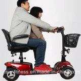 Vespa de cuatro ruedas barato eléctrica de la movilidad de la alta calidad para los minusválidos