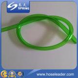 Tubo llano flexible transparente claro plástico del manguito del tubo de agua del PVC
