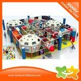 Unique Indoor Playgrounds Equipment Commercial Broad Kids Refines for Sale