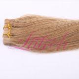 Бразильский Реми человеческого волоса ленты на волосы Extensions