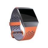 El deporte de la banda de reloj de silicona para Fitbit Sustitución iónica, Fitbit correa de silicona de la correa de reloj iónico.