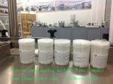 Máquina automática da fatura e de embalagem do cotonete de algodão