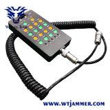 De draagbare MultiGPS WiFi van DCS van de Telefoon UHFVHF CDMA/GSM van de Hoge Macht van de Band Stoorzender van de Hommel