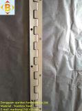 Piano long Hinge&#160 d'acier inoxydable de Dongguan de qualité ;