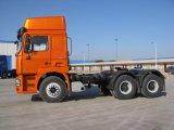 De Vrachtwagen van de Tractor van Shacman F3000 6X4--Weichai 430HP