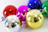 La bille de Noël ornemente le vide de machine de métallisation sous vide métallisant le matériel