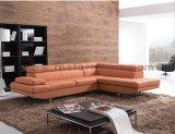 イタリアデザイン別荘の家具の革ソファー638#