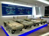 Bâti électrique de massage de jade d'équipement médical pour la vie saine