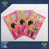 Скрест обеспеченностью печатание цвета с карточки с резьбой обеспеченностью