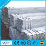 ASTM A500 Grad-B galvanisierte quadratische Frau Stahlrohre